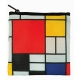 "Bolsa compra Piet Mondrian ""Composition with large red plane, yellow, black, grey and blue"""